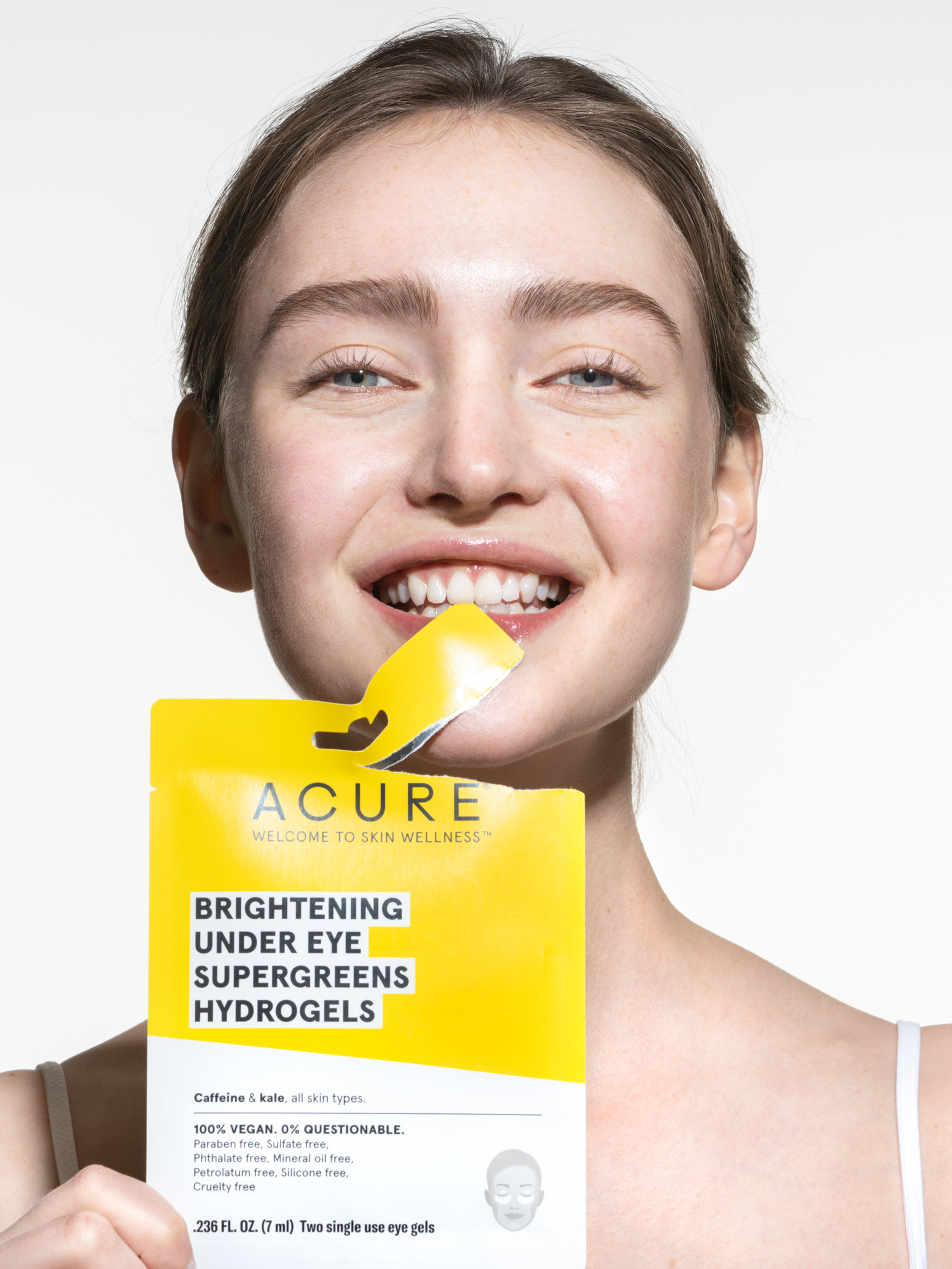 STAN Acure Beauty Portrait with Brightening Undereye Hydrogels