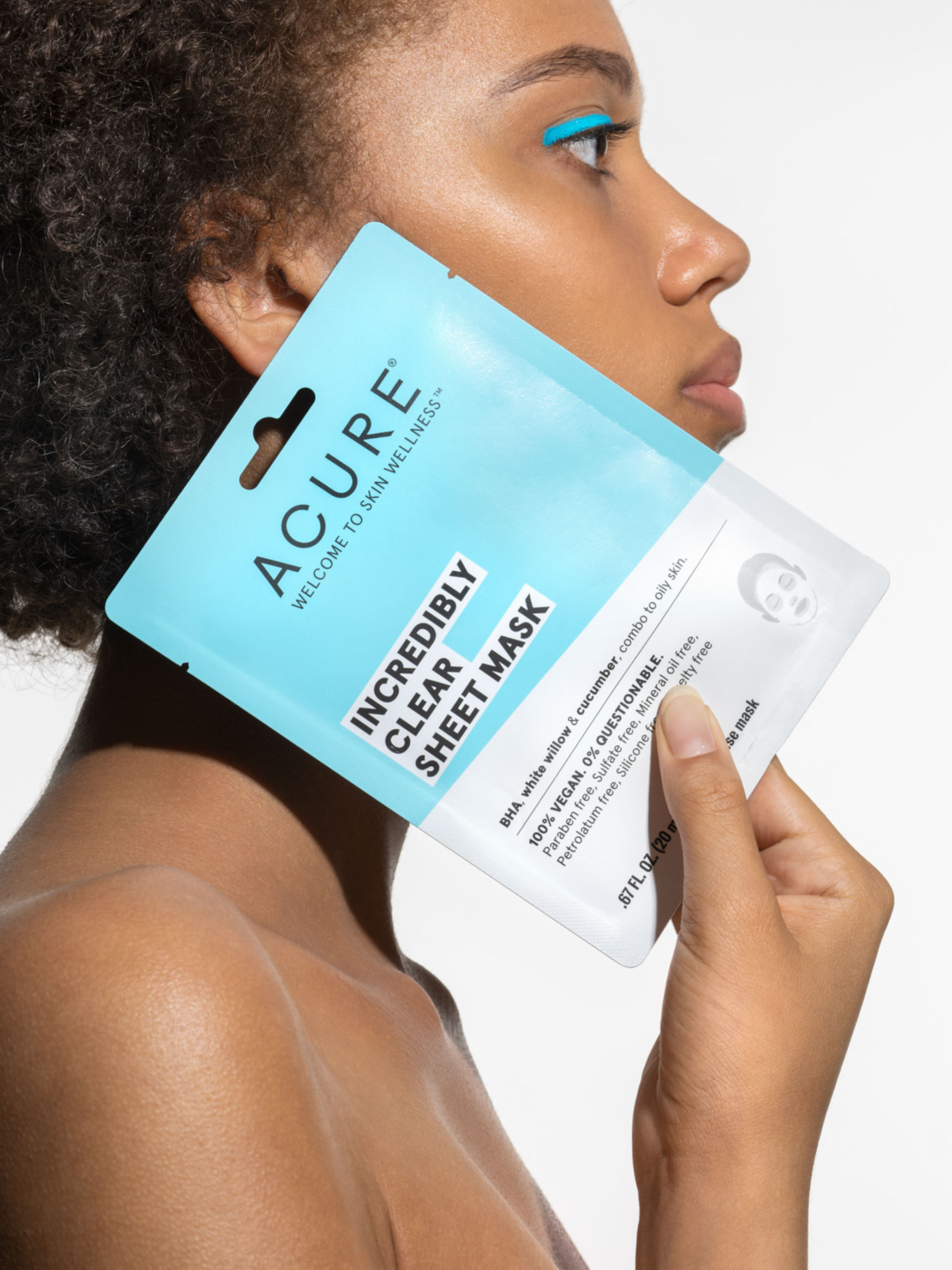 STAN Acure Beauty Portrait with Incredibly Clear Sheet Mask