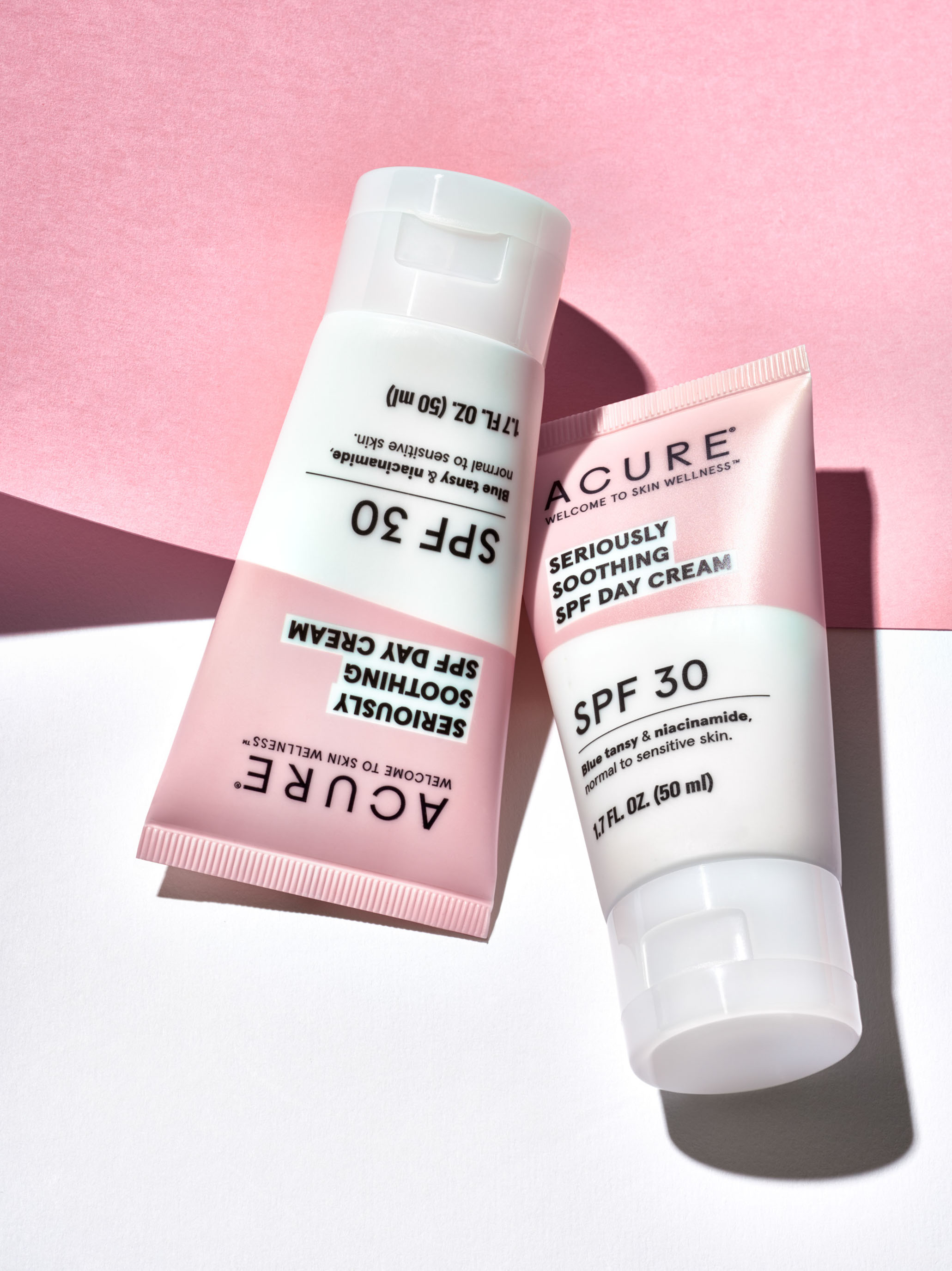 STAN Acure Product Still Life SPF Day Cream