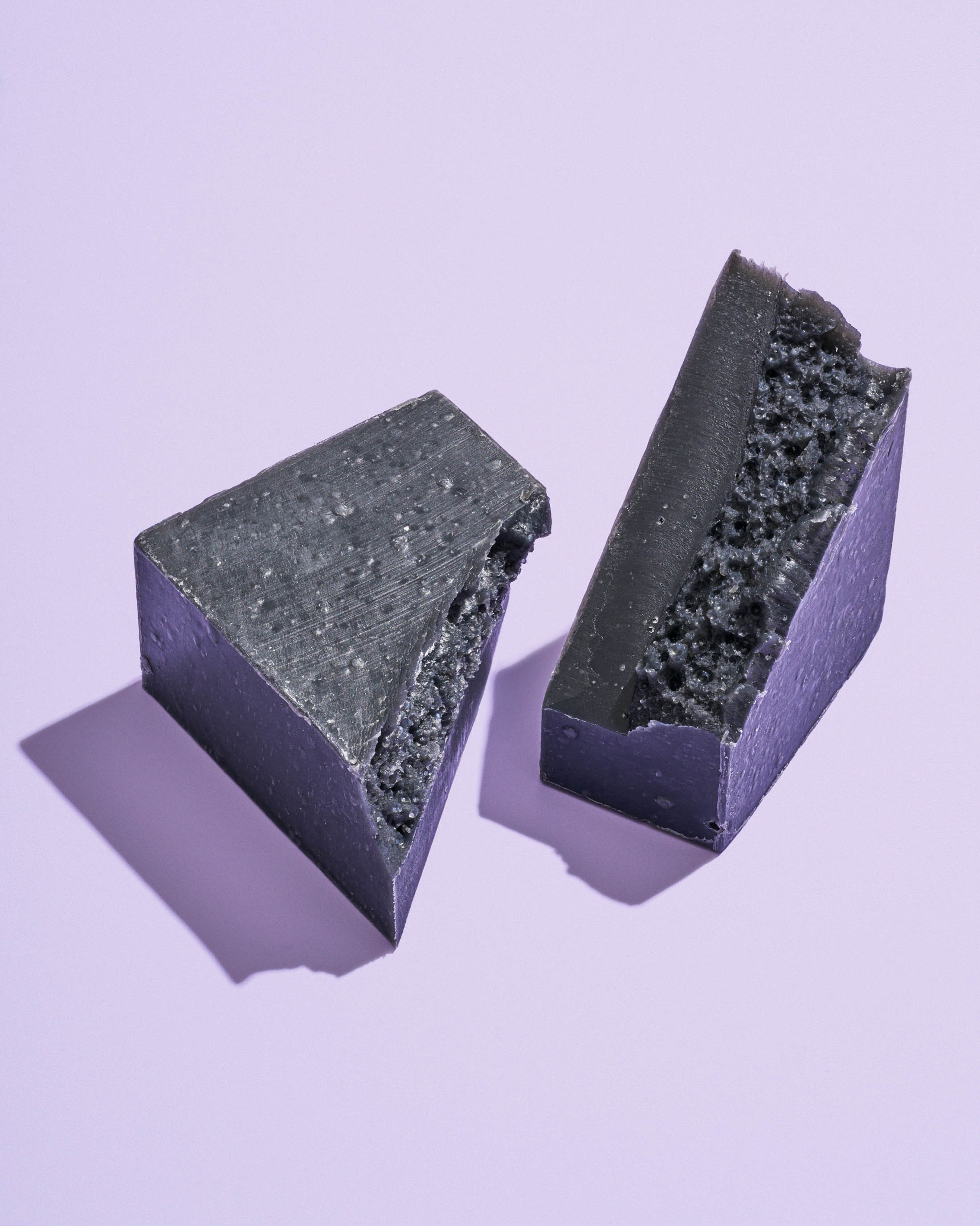 STAN Herbivore Charcoal Soap bar