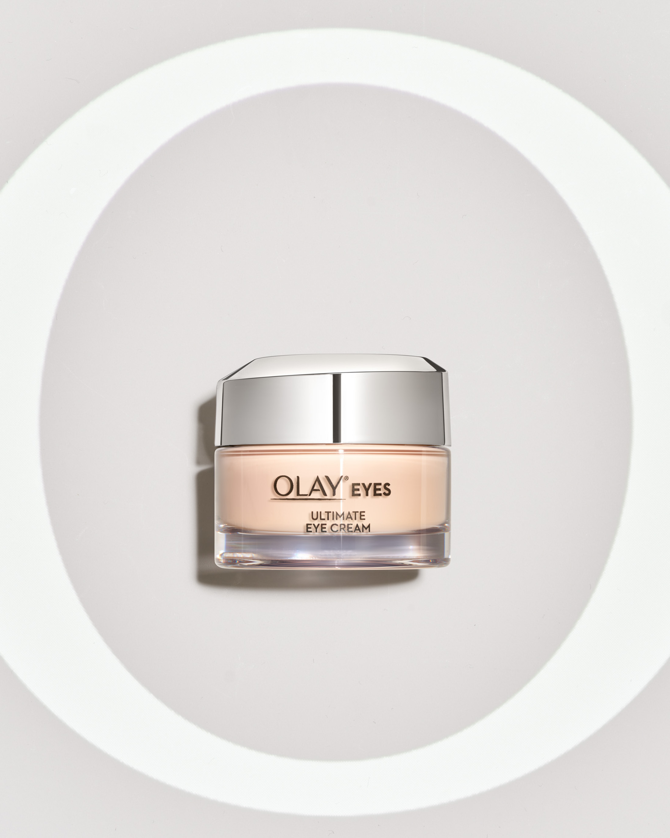 STAN Olay Ultimate Eye Cream Product Still Life